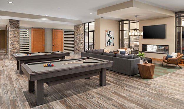 Resident Club Room