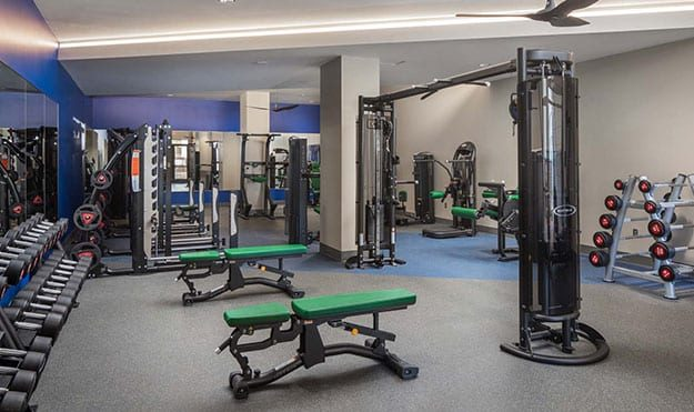 Extensive Fitness Centers